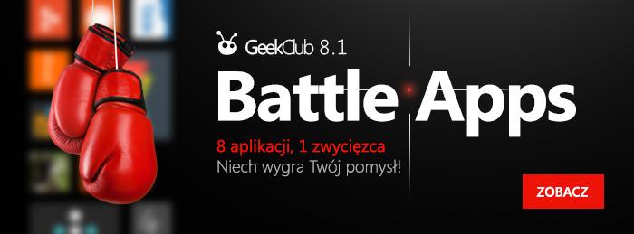 GeekClub BattleApps