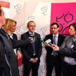 Prezes Manty spotkał się z władzami Łodzi. Firma wiąże poważne plany z rozwojem swojego działu RnD.