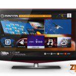 Manta wprowadza pierwszy w Polsce dekoder DVB-T z obsługą HbbTV