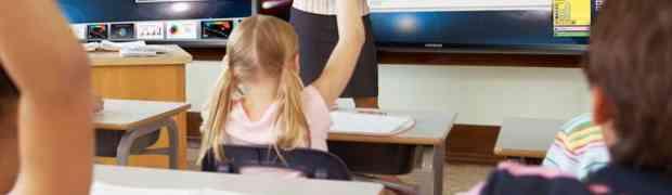 Ze smartfonu na szkolną tablicę czyli edukacja XXI wieku według Samsung [Wideo]