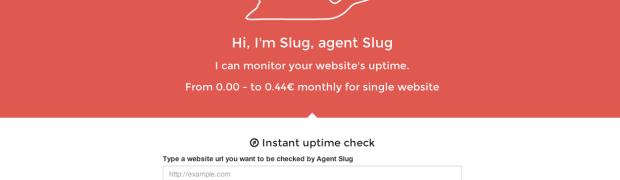 Agent Slug - monitoruj swoją stronę przez całą dobę