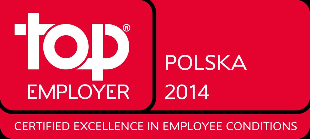 Top Employer Polska 2014