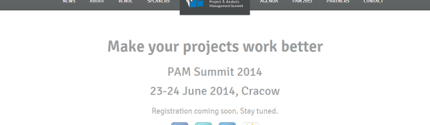 PAM Summit 2014!