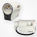 Przepięcia i niewystarczająca liczba gniazdek, czyli sprzęt elektroniczny w podróży – test Ever Voyager