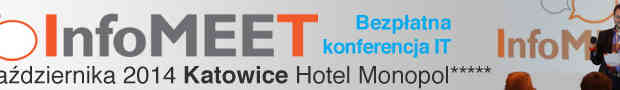 Bezpłatna konferencja IT i targi kariery - InfoMEET Katowice