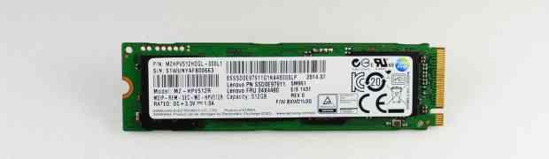 Samsung rozpoczyna masową produkcję niezwykle szybkich i energooszczędnych układów pamięci PCIe SSD dla nowoczesnych notebooków