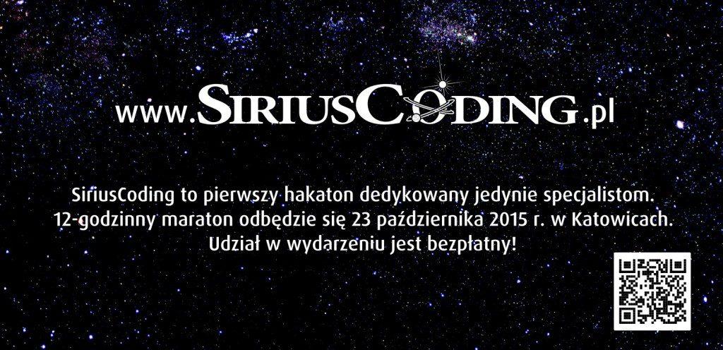 SiriusCoding QR kod