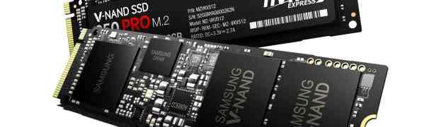 Samsung zaprezentował nowy dysk SSD 950 PRO