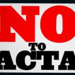 Mówię Stop dla ACTA. A wy?