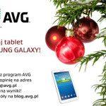Świąteczny konkurs AVG