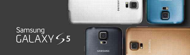 Samsung prezentuje GALAXY S5