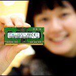 Samsung prezentuje czterogigabajtowe kości DDR3 w technologii 20 nanometrów