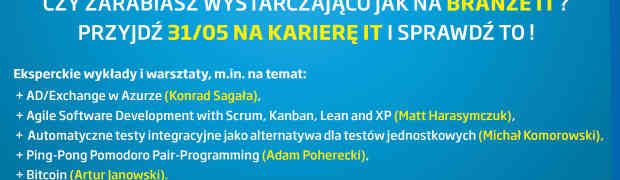 Networking IT - Szczecin i Kraków