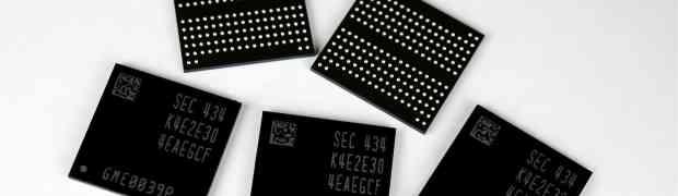 Samsung prezentuje pierwsze moduły pamięci 20 nm 6Gb LPDDR3 Mobile DRAM