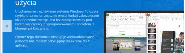 Windows 10 dostępny jako bezpłatna aktualizacja już 29 lipca