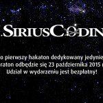SiriusCoding Hakaton – jesteś programistą czy tylko gwiazdorzysz?